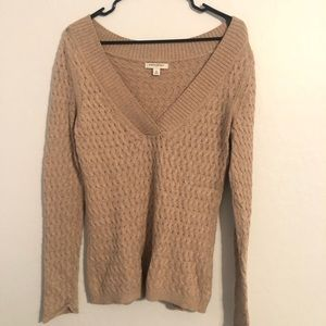 Banana Republic Vneck sweater